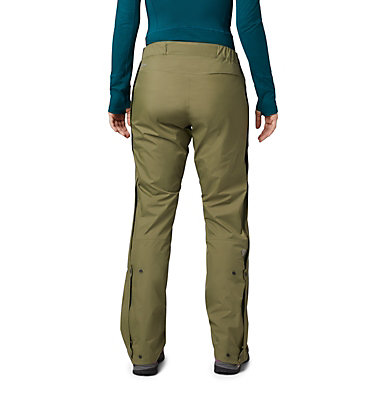 Women's Exposure/2™ GORE-TEX PACLITE® Pant Exposure/2™ Gore-Tex® Paclite  | 333 | L, Light Army, back