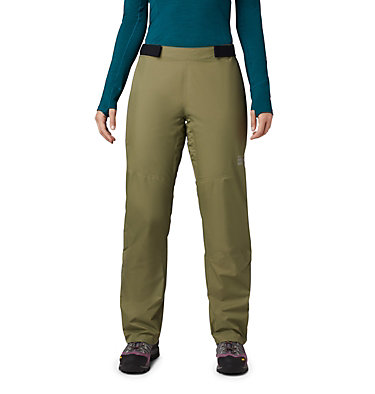 Women's Exposure/2™ GORE-TEX PACLITE® Pant Exposure/2™ Gore-Tex® Paclite  | 333 | L, Light Army, front