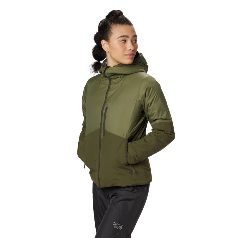 Women's Compressor™ Hoody Women's Compressor™ Hoody, front