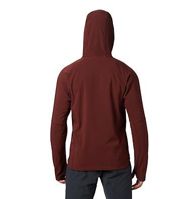 Men's Keele™ Hoody Keele™ Hoody | 012 | XXL, Dark Umber, back
