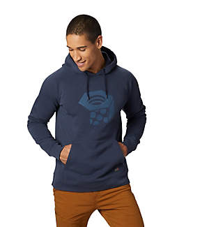 Men's Hardwear™ Logo Pullover Hoody
