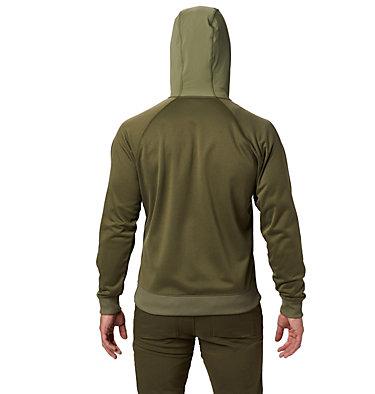 Men's Norse Peak™ Full Zip Hoody Norse Peak™ Full Zip Hoody   304   S, Dark Army, back