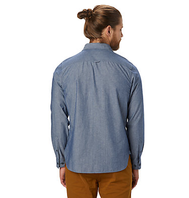 Men's Cathedral Ledge™ Long Sleeve Shirt Cathedral Ledge™ Long Sleeve Shirt | 472 | L, Chambray, back