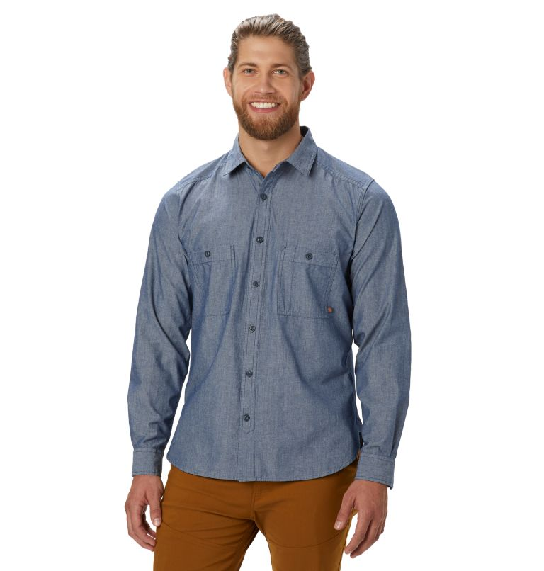 Men's Cathedral Ledge™ Long Sleeve Shirt Men's Cathedral Ledge™ Long Sleeve Shirt, front