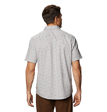 Men's Big Cottonwood™ Short Sleeve Shirt Big Cottonwood™ Short Sleeve Shirt | 643 | L, Light Dunes, back