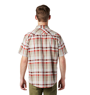 Men's Big Cottonwood™ Short Sleeve Shirt Big Cottonwood™ Short Sleeve Shirt | 354 | S, Lightlands, back