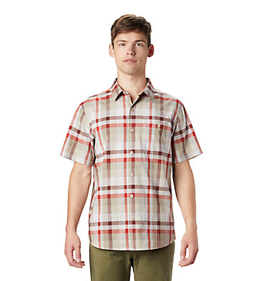 Men's Big Cottonwood™ Short Sleeve Shirt Big Cottonwood™ Short Sleeve Shirt | 354 | S, Lightlands, front