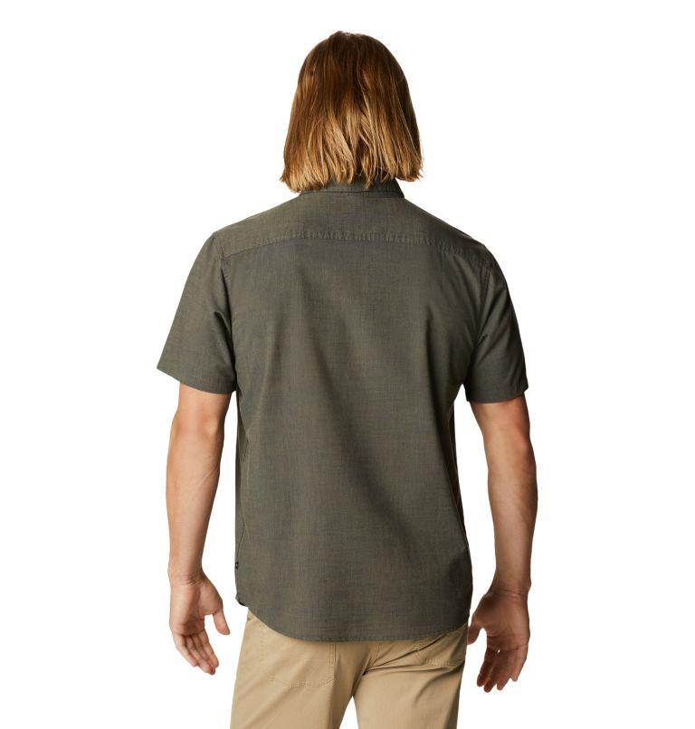 Men's Big Cottonwood™ Short Sleeve Shirt Men's Big Cottonwood™ Short Sleeve Shirt, back