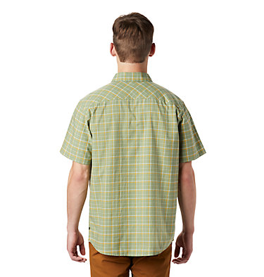 Men's Big Cottonwood™ Short Sleeve Shirt Big Cottonwood™ Short Sleeve Shirt | 354 | S, Field, back