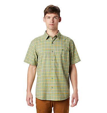 Men's Big Cottonwood™ Short Sleeve Shirt Big Cottonwood™ Short Sleeve Shirt | 643 | L, Field, front