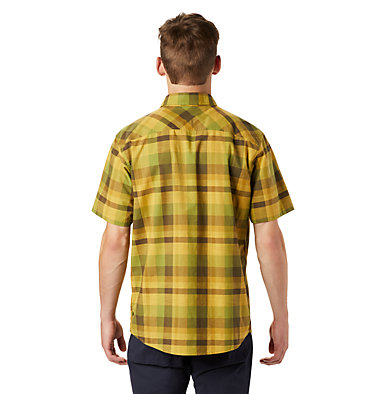 Men's Big Cottonwood™ Short Sleeve Shirt Big Cottonwood™ Short Sleeve Shirt | 354 | S, Just Green, back