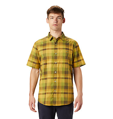 Men's Big Cottonwood™ Short Sleeve Shirt Big Cottonwood™ Short Sleeve Shirt | 354 | S, Just Green, front