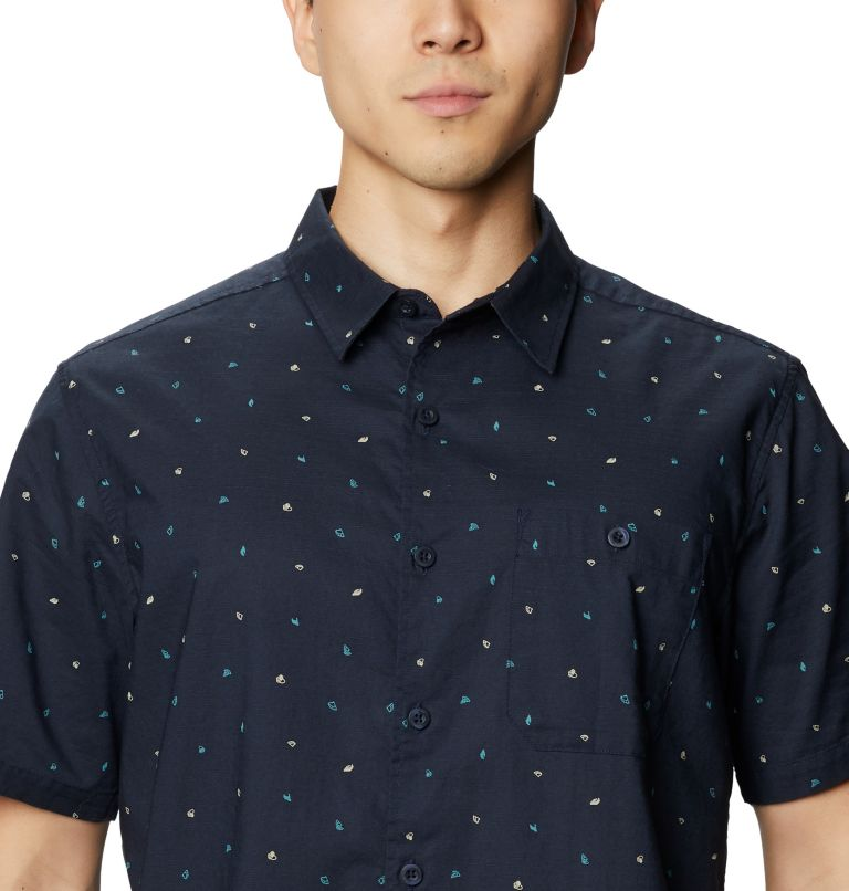 Big Cottonwood™ Short Sleeve Shirt | 406 | XXL Men's Big Cottonwood™ Short Sleeve Shirt, Dark Zinc, a2