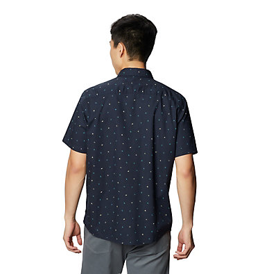 Men's Big Cottonwood™ Short Sleeve Shirt Big Cottonwood™ Short Sleeve Shirt | 643 | L, Dark Zinc, back