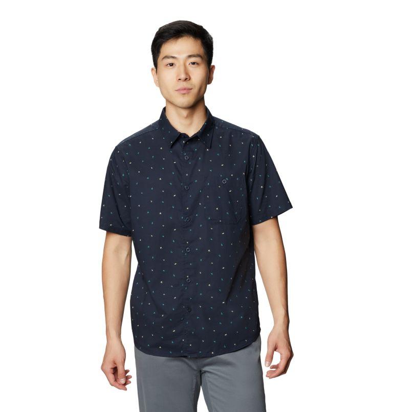 Big Cottonwood™ Short Sleeve Shirt | 406 | XXL Men's Big Cottonwood™ Short Sleeve Shirt, Dark Zinc, front