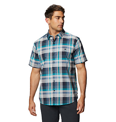 Men's Big Cottonwood™ Short Sleeve Shirt Big Cottonwood™ Short Sleeve Shirt | 643 | L, Traverse, front