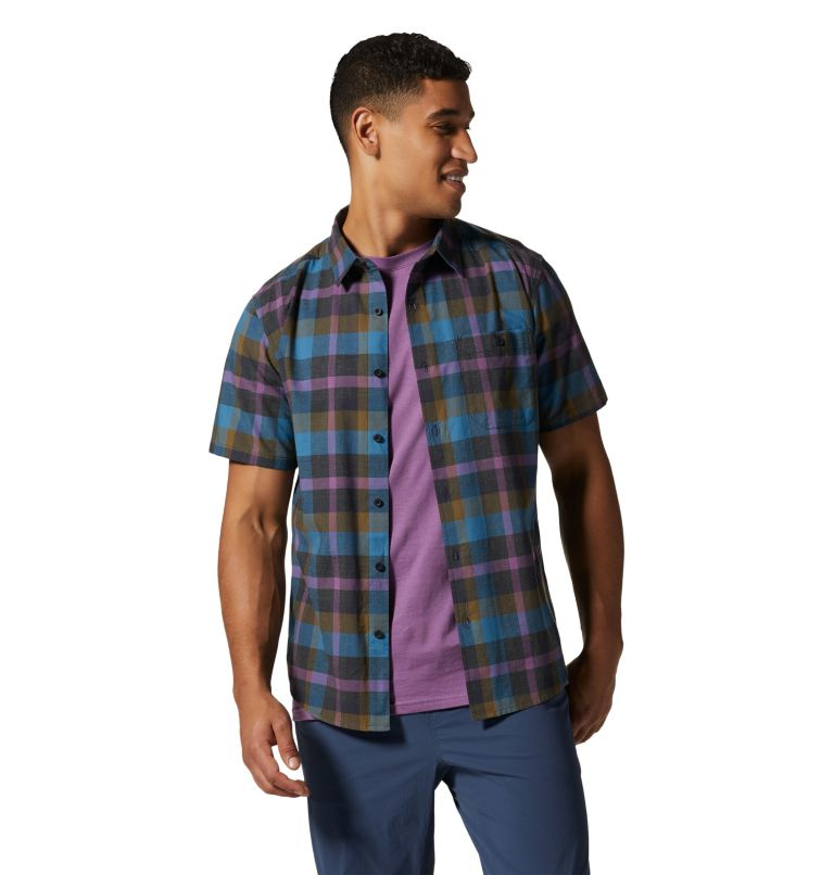 Men's Big Cottonwood™ Short Sleeve Shirt Men's Big Cottonwood™ Short Sleeve Shirt, a3