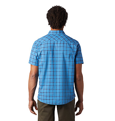 Men's Big Cottonwood™ Short Sleeve Shirt Big Cottonwood™ Short Sleeve Shirt | 354 | S, Deep Lake, back
