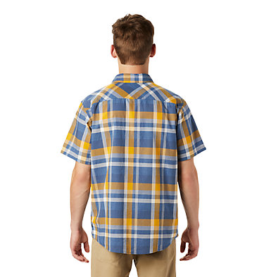 Men's Big Cottonwood™ Short Sleeve Shirt Big Cottonwood™ Short Sleeve Shirt | 354 | S, Better Blue, back