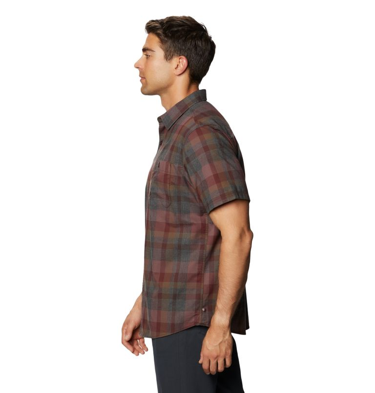 Big Cottonwood™ Short Sleeve Shirt | 629 | XXL Men's Big Cottonwood™ Short Sleeve Shirt, Washed Raisin, a1