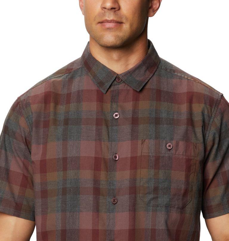 Big Cottonwood™ Short Sleeve Shirt | 629 | XXL Men's Big Cottonwood™ Short Sleeve Shirt, Washed Raisin, a2