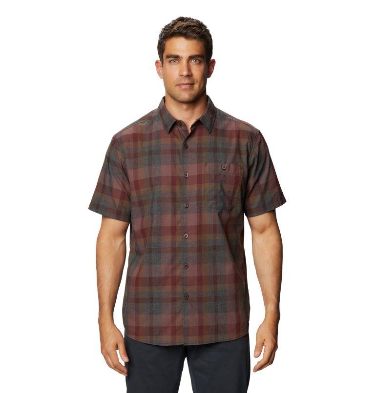 Big Cottonwood™ Short Sleeve Shirt | 629 | XXL Men's Big Cottonwood™ Short Sleeve Shirt, Washed Raisin, front