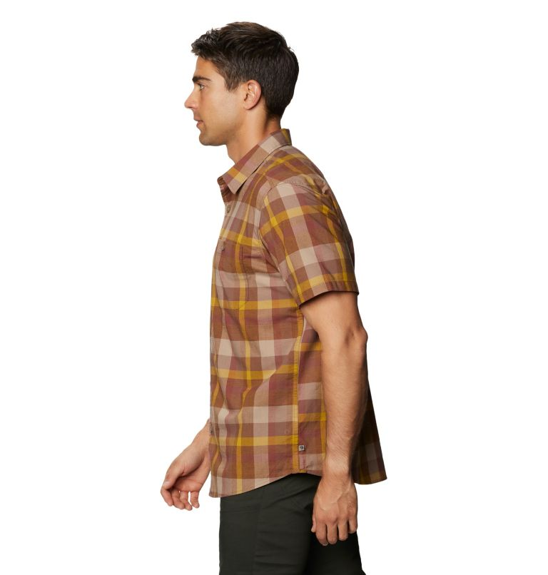 Big Cottonwood™ Short Sleeve Shirt | 643 | XL Men's Big Cottonwood™ Short Sleeve Shirt, Clay Earth, a1