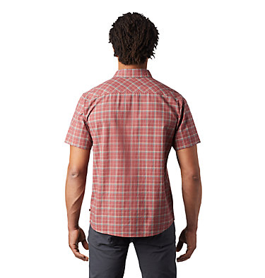 Men's Big Cottonwood™ Short Sleeve Shirt Big Cottonwood™ Short Sleeve Shirt | 354 | S, Washed Rock, back