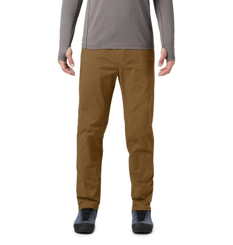 Cederberg™ Pull On Pant | 233 | XL Men's Cederberg™ Pull On Pant, Golden Brown, front
