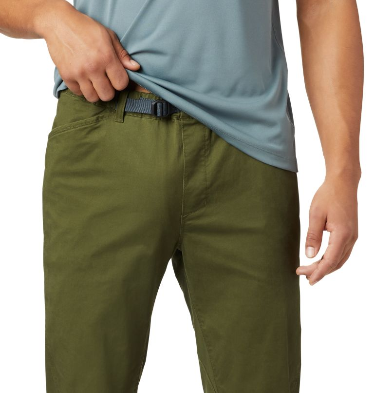 Cederberg™ Pull On Pant | 304 | XL Men's Cederberg™ Pull On Pant, Dark Army, a1