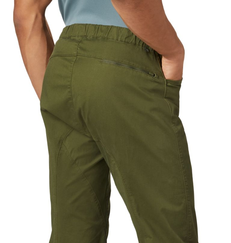 Cederberg™ Pull On Pant | 304 | XL Men's Cederberg™ Pull On Pant, Dark Army, a2