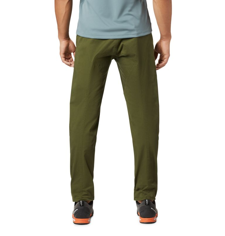 Cederberg™ Pull On Pant | 304 | L Men's Cederberg™ Pull On Pant, Dark Army, back