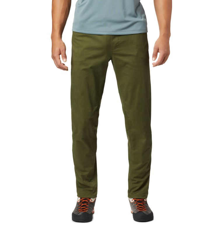 Cederberg™ Pull On Pant | 304 | L Men's Cederberg™ Pull On Pant, Dark Army, front