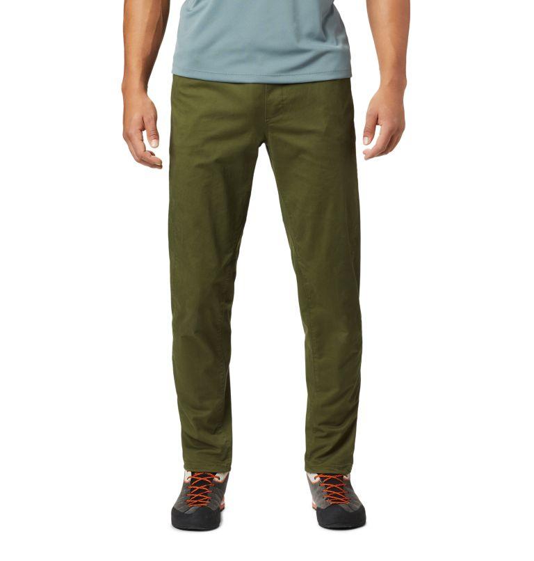 Cederberg™ Pull On Pant | 304 | M Men's Cederberg™ Pull On Pant, Dark Army, front