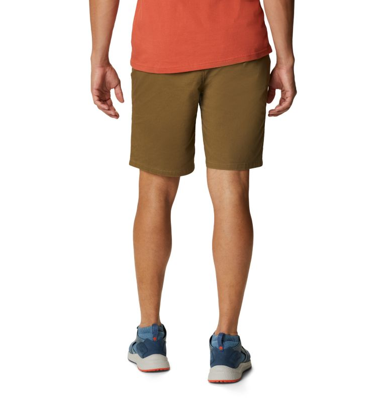 Cederberg™ Pull On Short | 253 | S Men's Cederberg™ Pull On Short, Raw Clay, back