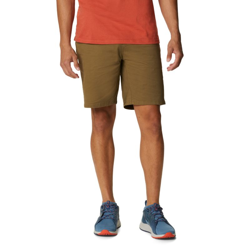Cederberg™ Pull On Short | 253 | S Men's Cederberg™ Pull On Short, Raw Clay, front