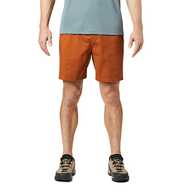 Men's Cederberg™ Pull On Short  Cederberg™ Pull On Short | 262 | S, Rust Earth, front