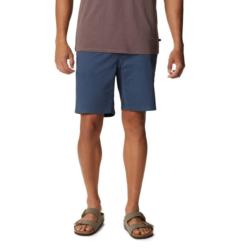 Cederberg™ Pull On Short   493   M Men's Cederberg™ Pull On Short, Zinc, front