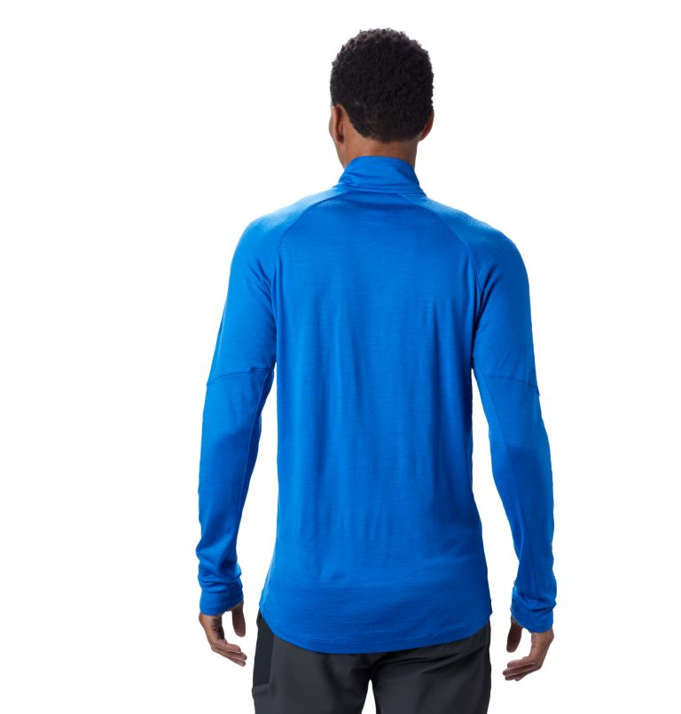 Diamond Peak™ 1/2 Zip | 438 | M Men's Diamond Peak™ 1/2 Zip, Altitude Blue, back