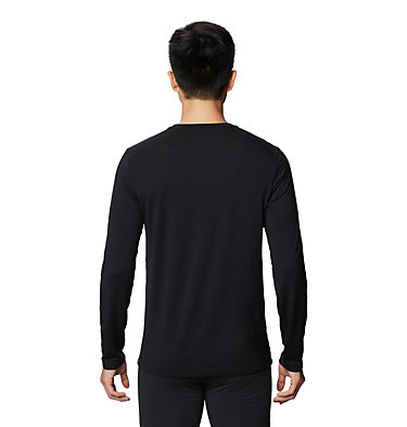 Men's Diamond Peak™ Long Sleeve T-Shirt Diamond Peak™ Long Sleeve T | 493 | L, Black, back