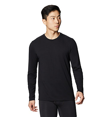 Men's Diamond Peak™ Long Sleeve T-Shirt Diamond Peak™ Long Sleeve T | 493 | L, Black, front