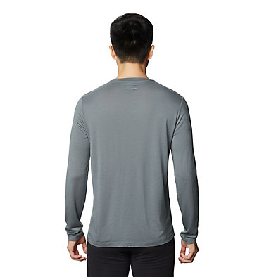 Men's Diamond Peak™ Long Sleeve T-Shirt Diamond Peak™ Long Sleeve T | 493 | L, Light Storm, back