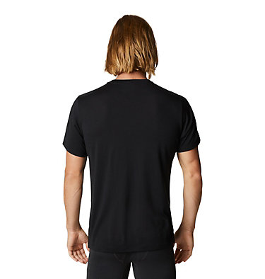 Men's Diamond Peak™ Short Sleeve T-Shirt Diamond Peak™ Short Sleeve T | 493 | L, Black, back