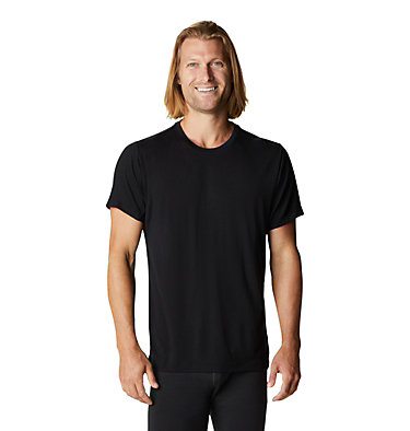 Men's Diamond Peak™ Short Sleeve T-Shirt Diamond Peak™ Short Sleeve T | 493 | L, Black, front