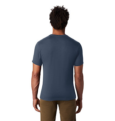 Men's Diamond Peak™ Short Sleeve T-Shirt Diamond Peak™ Short Sleeve T | 493 | L, Zinc, back