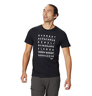 Men's Seven Summits™ Short Sleeve T-Shirt