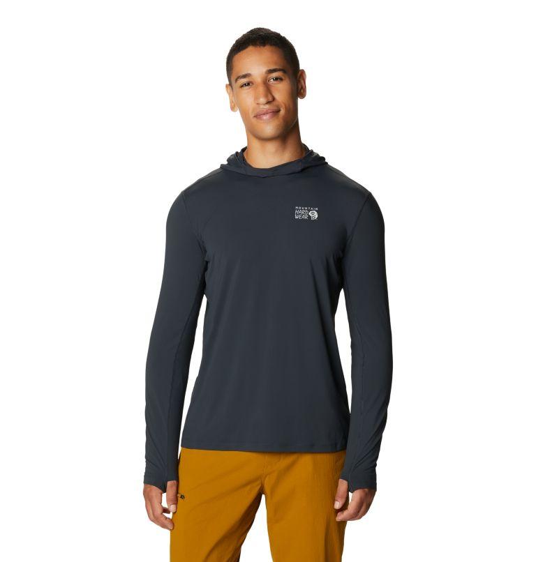 Men's Crater Lake™ Long Sleeve Hoody Men's Crater Lake™ Long Sleeve Hoody, front