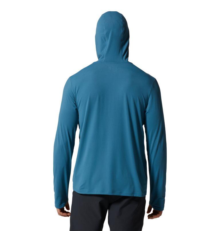 Men's Crater Lake™ Long Sleeve Hoody Men's Crater Lake™ Long Sleeve Hoody, back