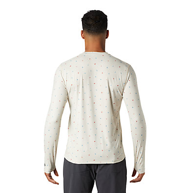 Men's Crater Lake™ Long Sleeve T-Shirt  Crater Lake™ Long Sleeve T | 452 | L, Lightlands Cam Print, back