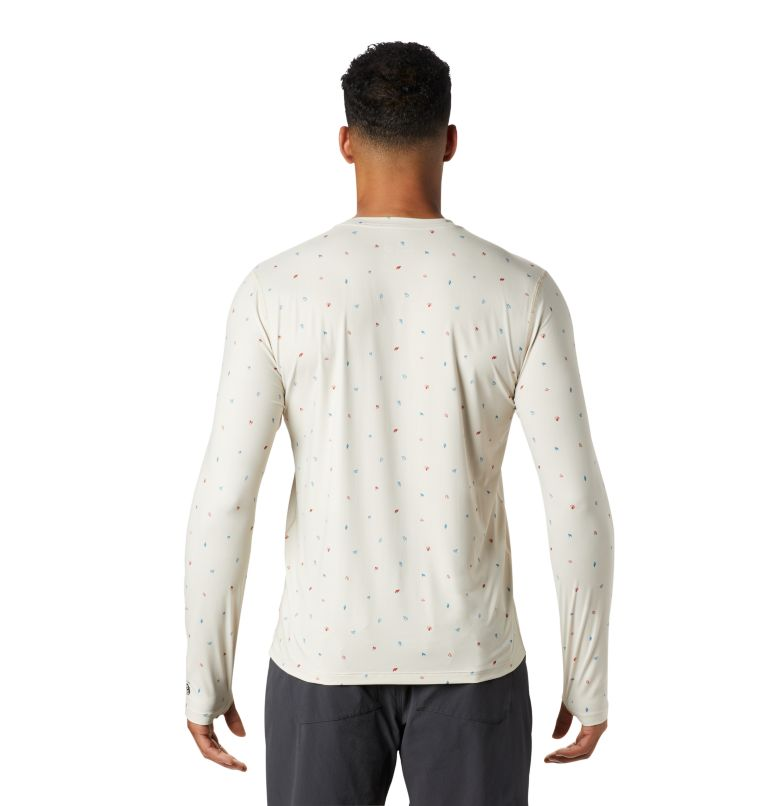 Men's Crater Lake™ Long Sleeve T-Shirt Men's Crater Lake™ Long Sleeve T-Shirt, back